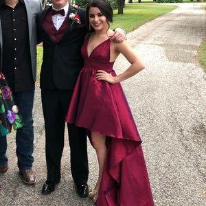 Dress burgundy 🌹🌹